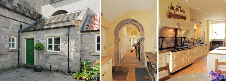 listed castle renovation